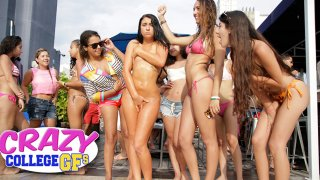 Pool Party - Crazy College GFs