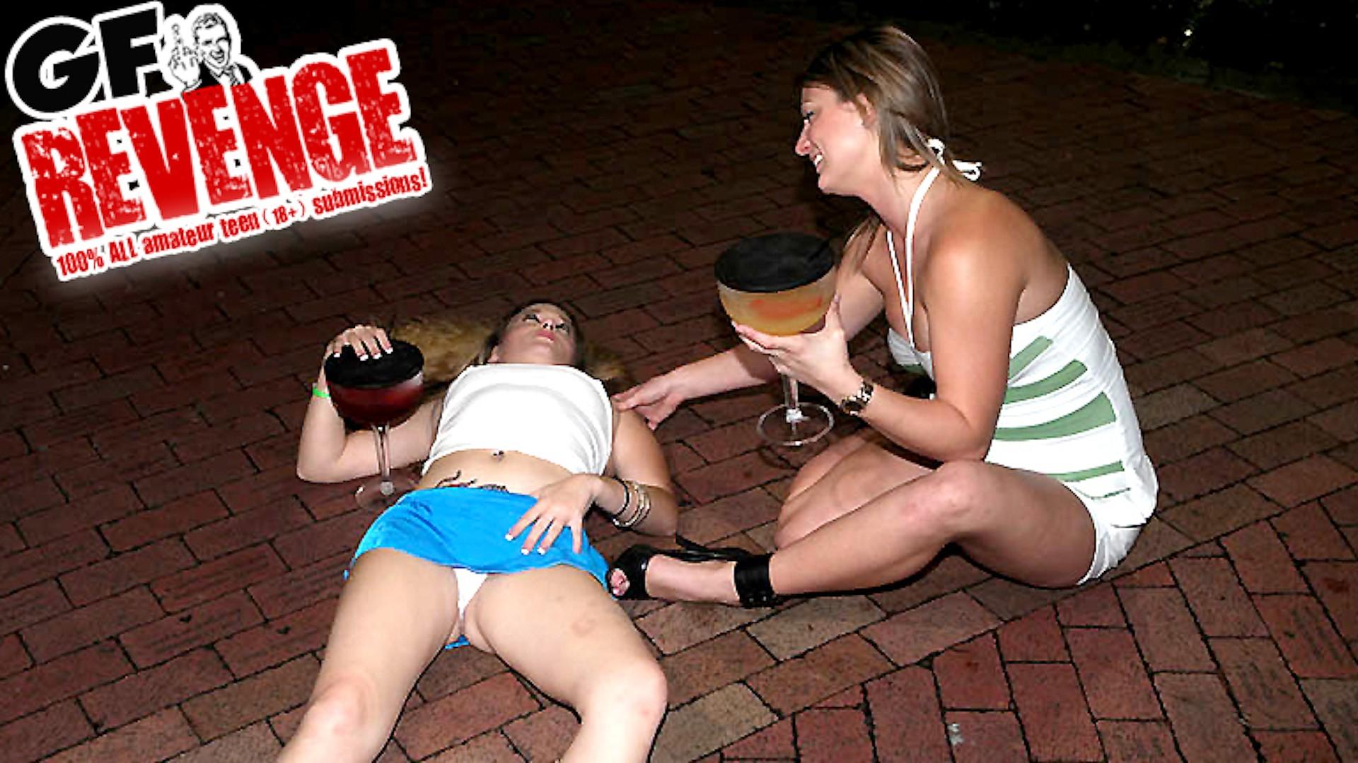Party Girls - GF Revenge