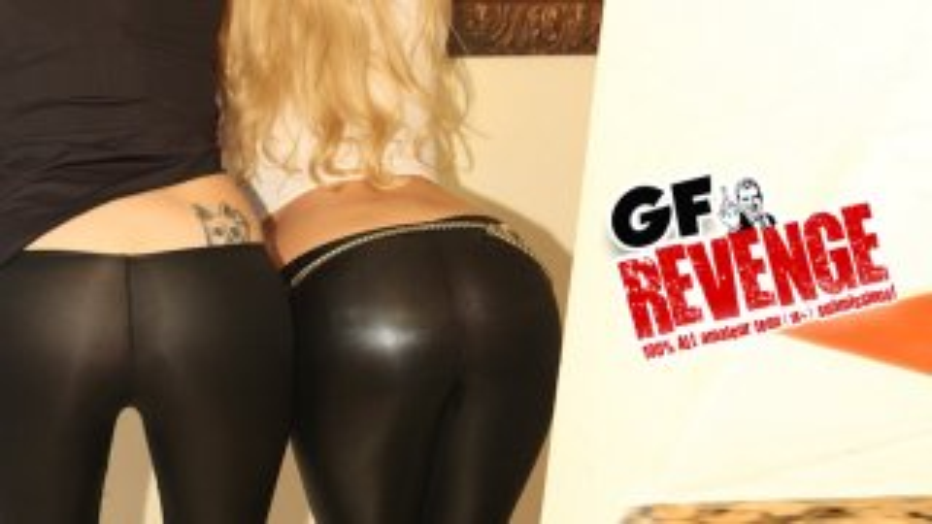 Horny For Hot Pants - GF Revenge
